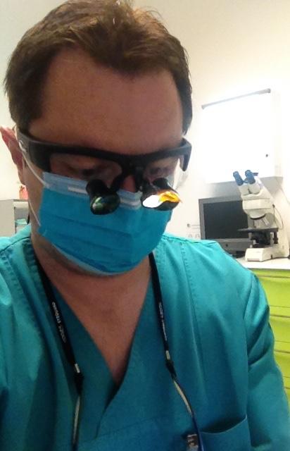 dr Valentin Precup, chirurgien-dentiste