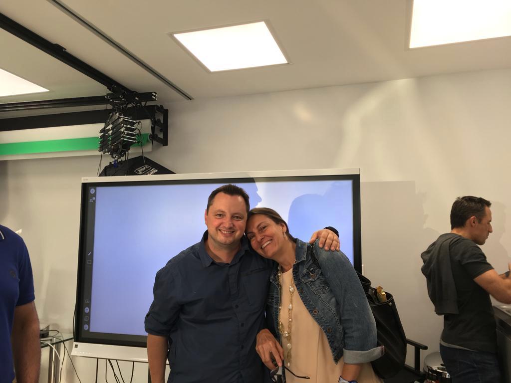 Dr. Valentin Precup & Dr. Francesca Vailati